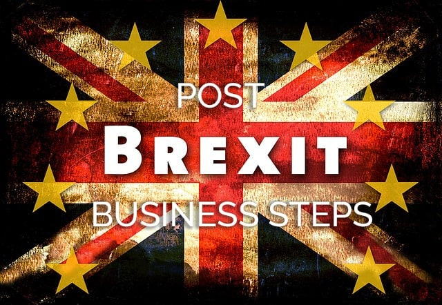 post brexit business steps