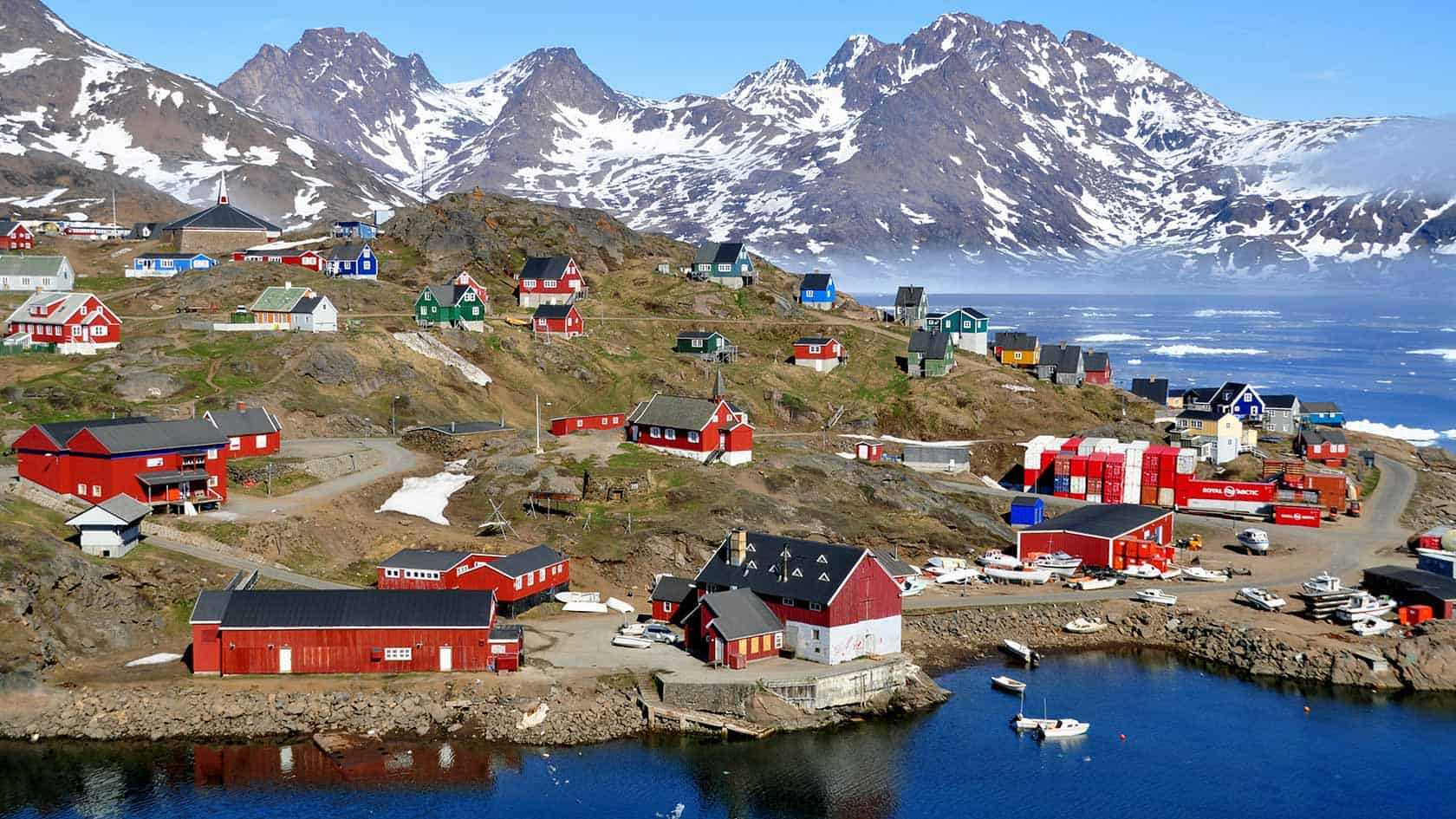 Greenland example for business post brexit
