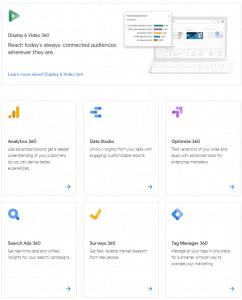 google marketing platform channels