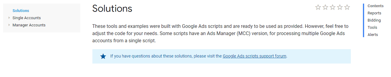 google ads solutions