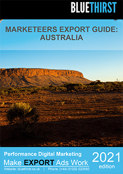 Marketeer Export Guide: Australia