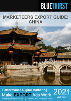 Export Guide to China