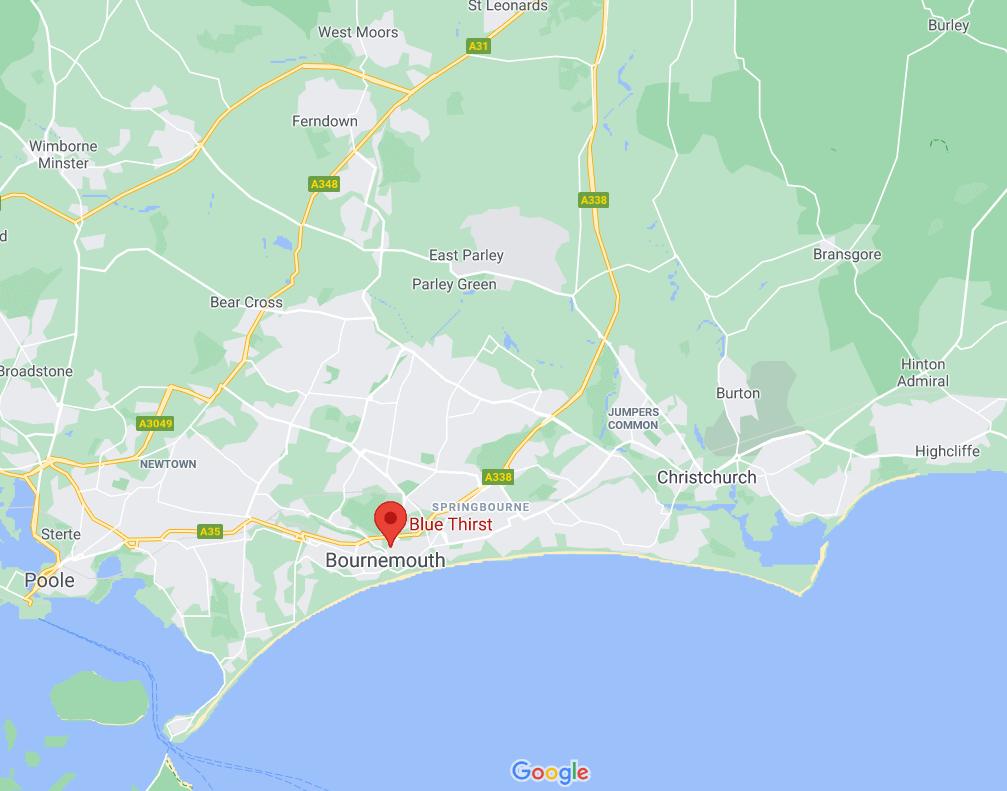 Blue Thirst Office Location
